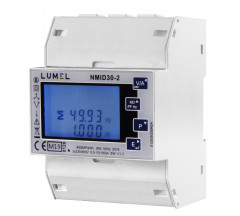 1 and 3-phase energy meter 100A (MID certified)