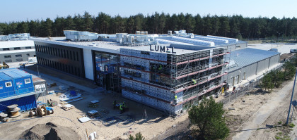 Our new plant Lumel 4.0 and Lumel Arena - thumbnail