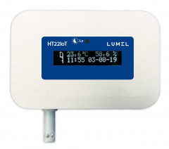 Environmental parameters data logger