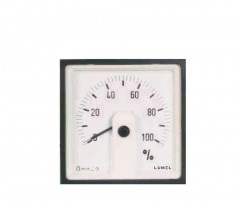 Moving coil meters - MA16(L), MA17(L), MA19(L), MA12(L)