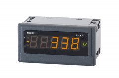 Digital meter of d.c. voltage with RS-485