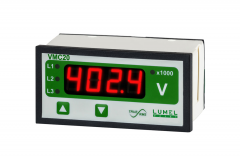 [Product withdrawn from offer] AC digital meter