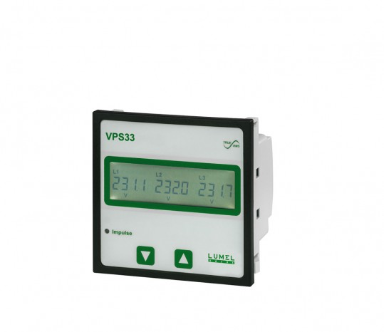 [Products withdrawn from offer] Power network meter