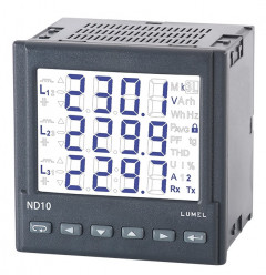 3-phase power network meter
