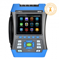 Portable power quality analyzer - NP45