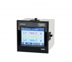 Power network meter