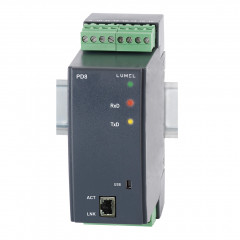 Konwerter interfejsu RS485/ETHERNET