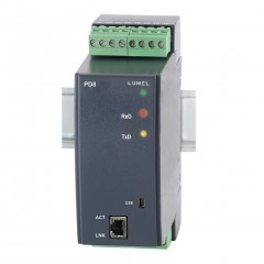 Converter of RS485/ETHERNET interface