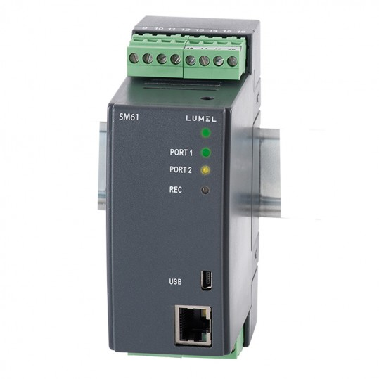 [Product withdrawn from offer] Digital recorder / data logger