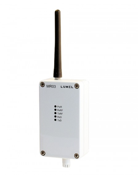 [Product withdrawn from offer] Radio transmission module