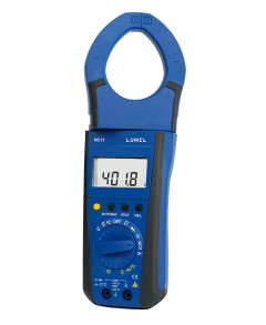 AC clamp-on meter 1000A / 400 A