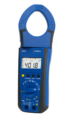 AC/DC clamp-on meter 1000A / 300 A
