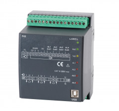3-phase transducer of power network parameters