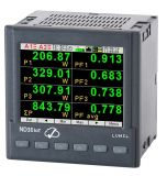 Power network meter with Ethernet and recording dedicated to IoT applications